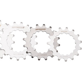 FSA E-Bike Chainring DM for Bosch Gen2 Cr-Mo, srebrny
